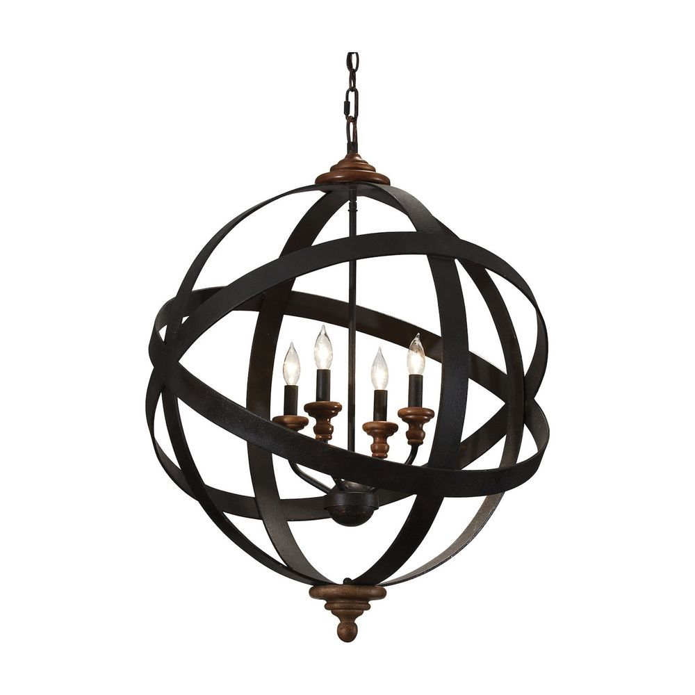 Four light armillary chandelier dimension26 dia x 34 h item four light armillary chandelier dimension26 dia x 34 h item arubaitofo Choice Image