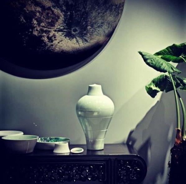 Ming White by ibride #design #kitchen #home #vase #decoration ...