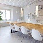 Eetkamer ideeën - Dining space   Eetkamer   Pinterest - Trap ...