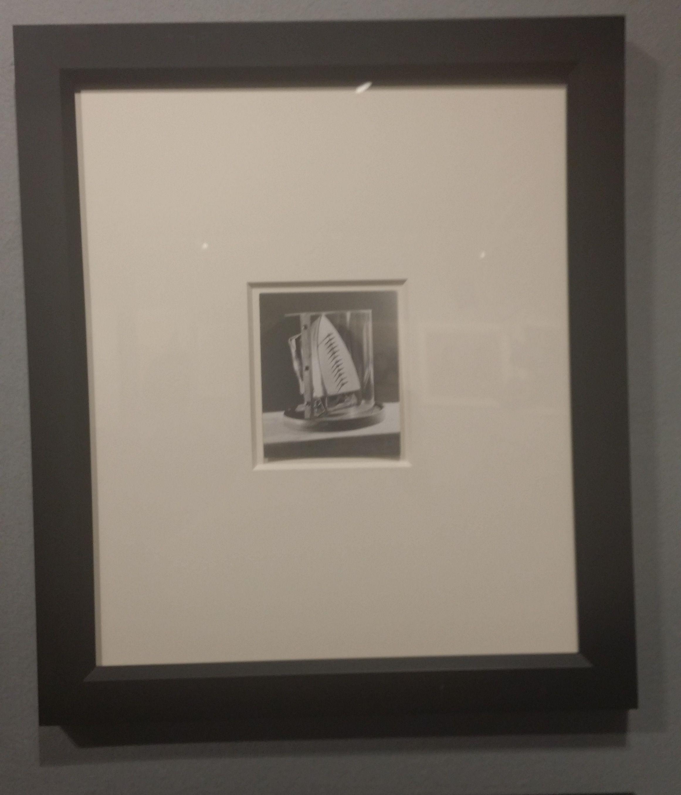 Frame profile: floater frame / box frame for a work on canvas ...