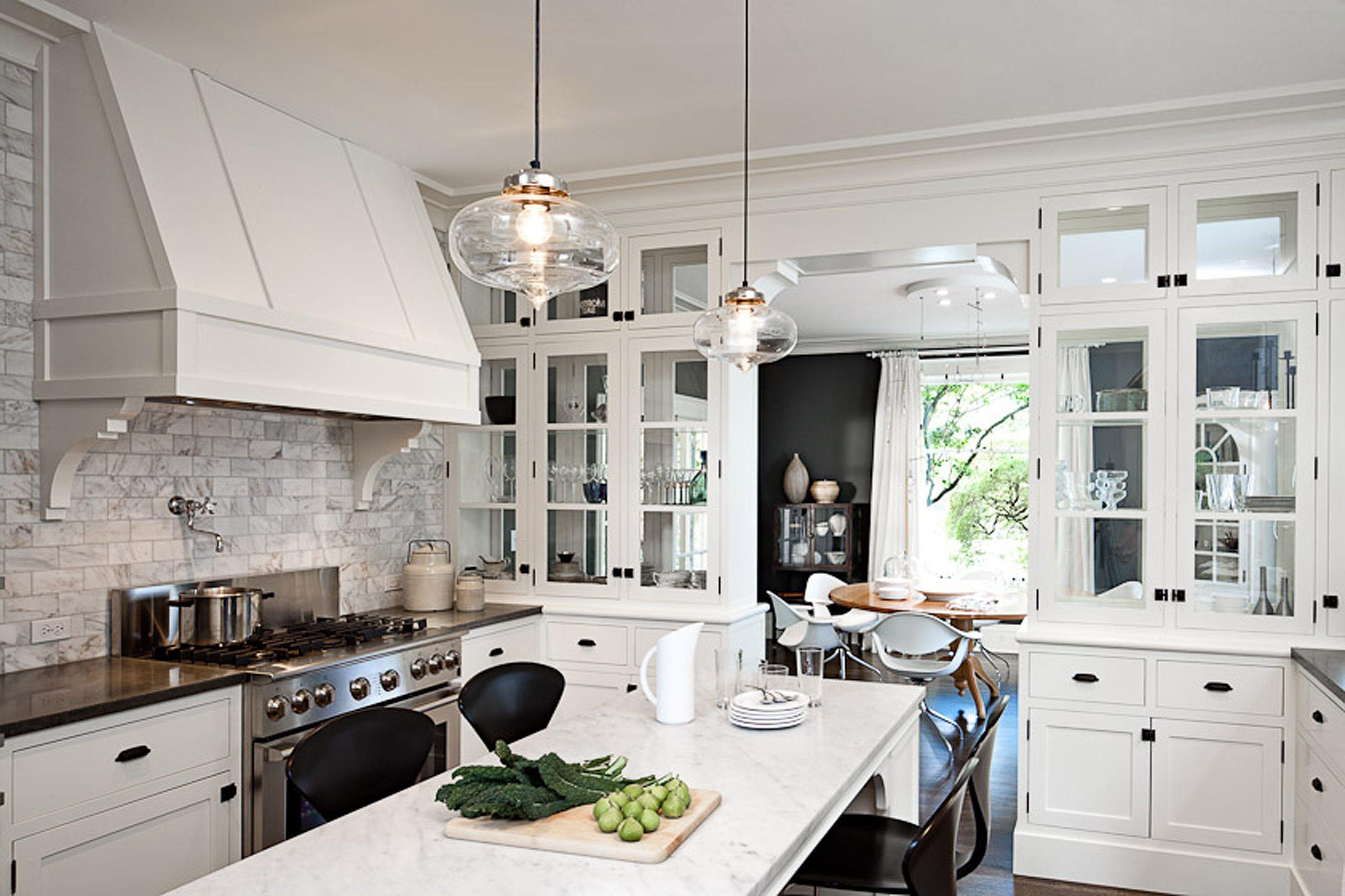 20 Beautiful Kitchen Island Pendant Lighting Ideas to
