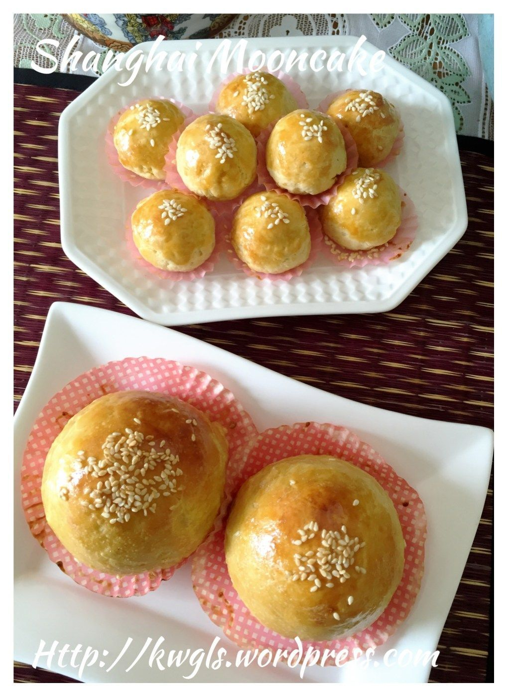 #MooncakeRecipe #mooncake