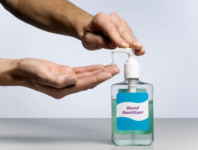 Purell Hand Sanitizer Vs Doterra Onguard Essential Oil Aloe