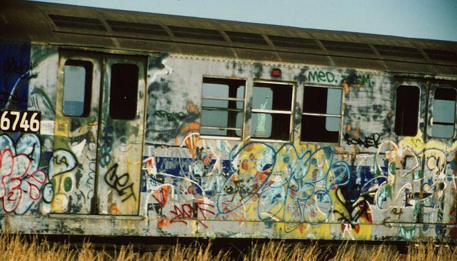 Post Apocalyptic NYC 1980's