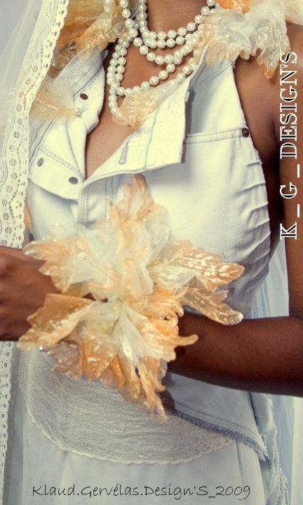 Collection mariage 2009 de K _ G _ Design'S Mode Guadeloupe Klaud Gervelas Créateur bien de chez nous! Styliste Modéliste