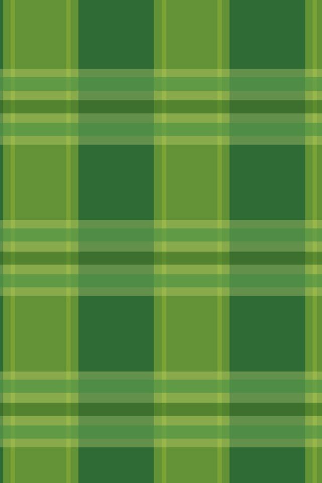 St. Patrick's Irish plaid background St patricks day