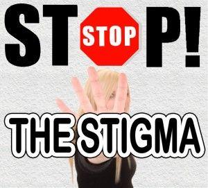 Stop Mental Illness Stigma Anti Stigma Pinterest Mental