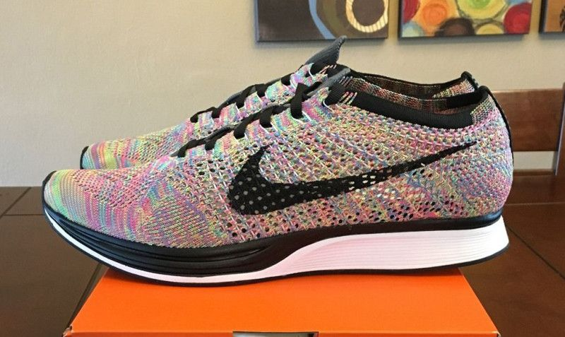 """There's Another """"Multicolor"""" Nike Flyknit Racer Releasing"""