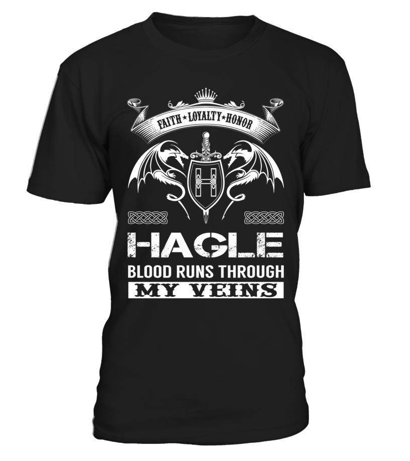 HAGLE Blood Runs Through My Veins