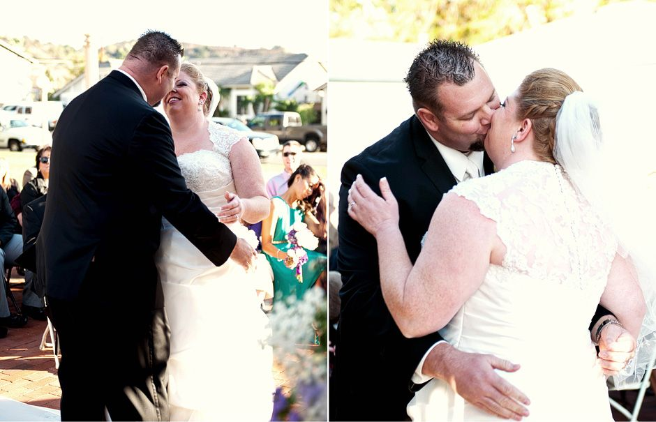 Stacy & Shawn's Gorgeous DIY Wedding [Big Tree Park, Glendora, California]