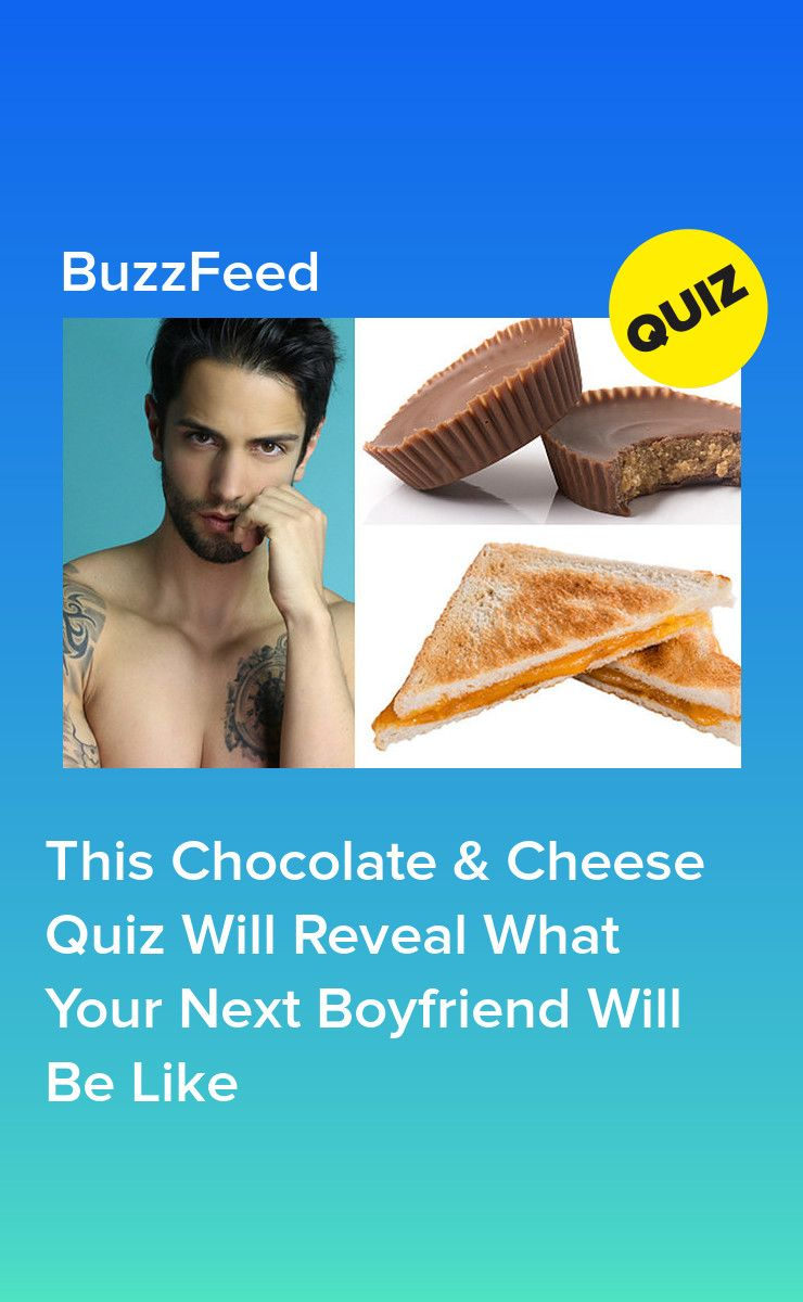 what will my boyfriend be like quiz