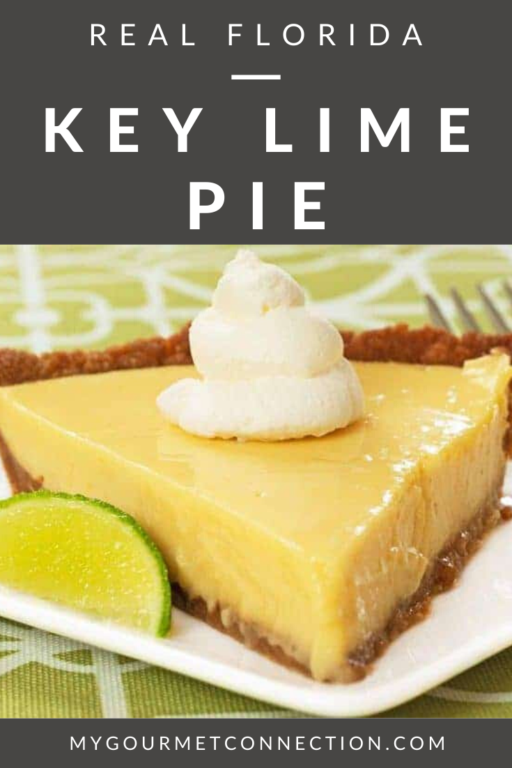 Real Florida Key Lime Pie Recipe In 2020 Quick Dessert Recipes Best Dessert Recipes Dessert Recipes