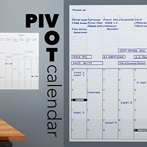 pivot planner 12 month wall planner by pivot planner swag from