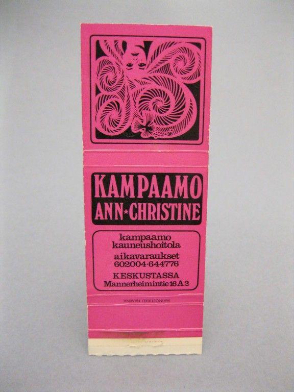 mainos | Hakutulokset | Finna - Helsingin kaupunginmuseo