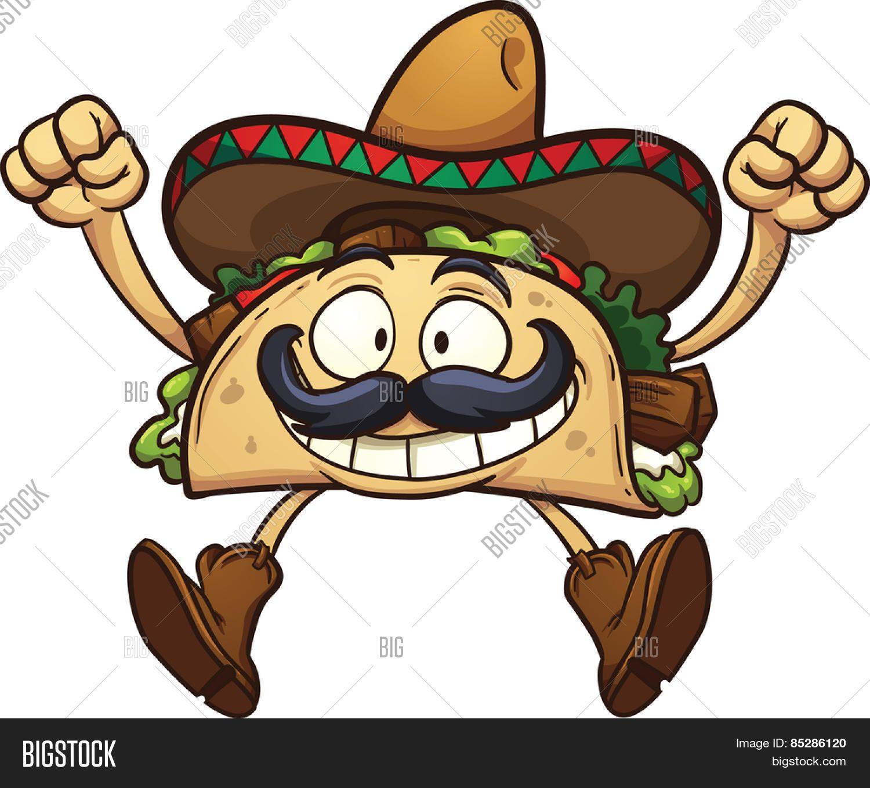 taco cartoon - Google Search | Café - Piel Morena | Pinterest | Piel ...