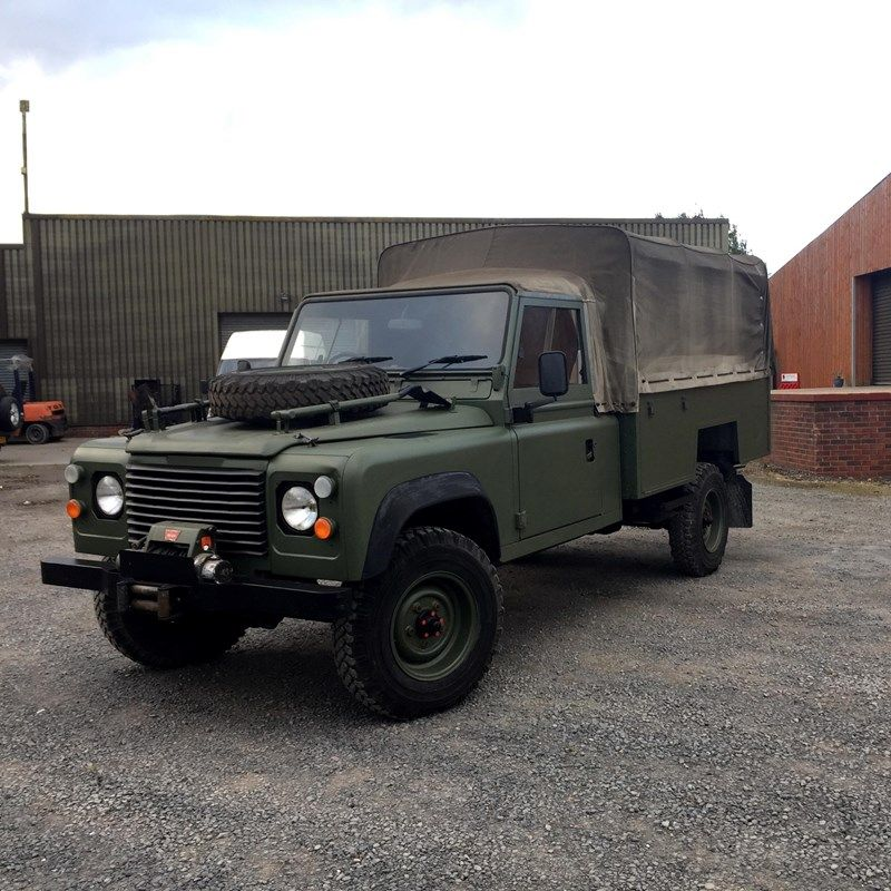 1990 LAND ROVER DEFENDER 127 OR 130 For Sale In Belfast