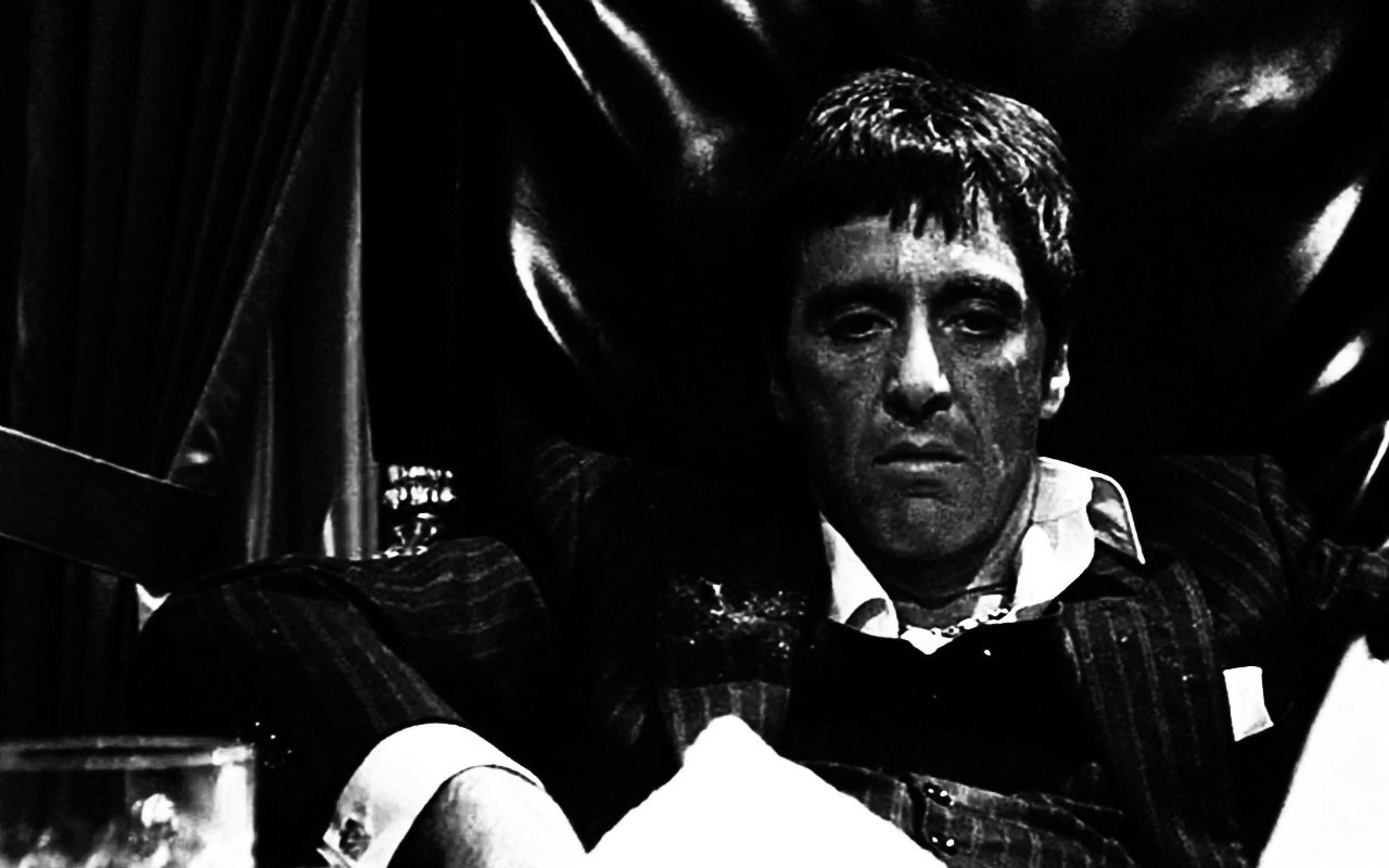 80 Scarface Hd Wallpapers on WallpaperPlay Hd wallpaper
