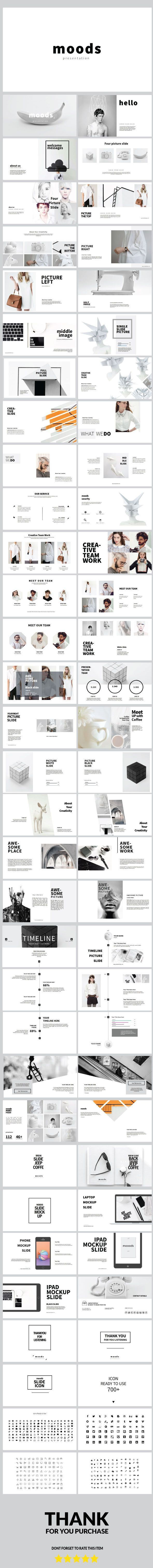 Moods Multipurpose PowerPoint Template