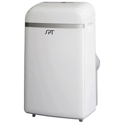 Spt 14 000 Btu Portable Air Conditioner With Heat Wa 1420h Air