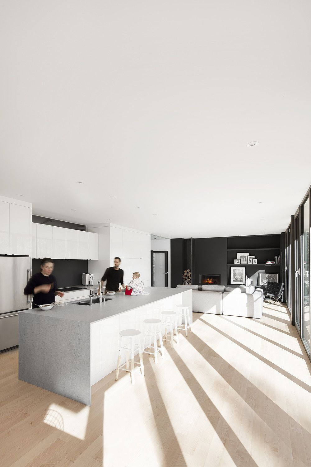 lk-house-bourgeois-lechasseur-architects (5) | INT | kitchen ...