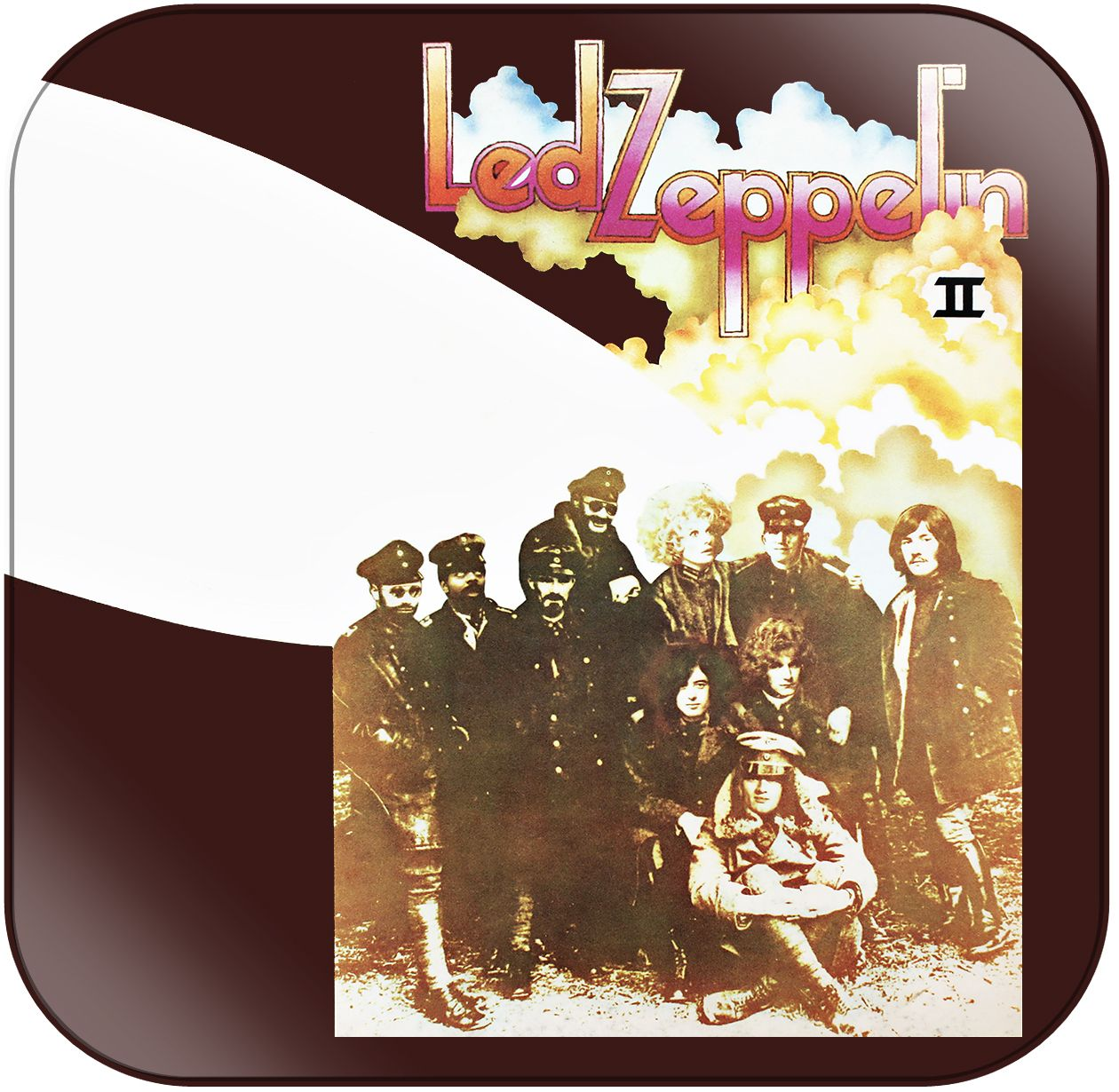 "24/"" sizes 20/"" Led Zeppelin II poster wall art home decor photo print 16/"""