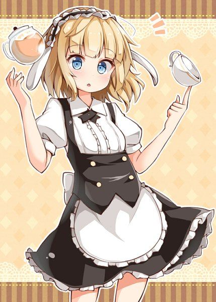 Maid dress Kawaii Anime Girls N Lolis   Maiddresses ♥   Pinterest