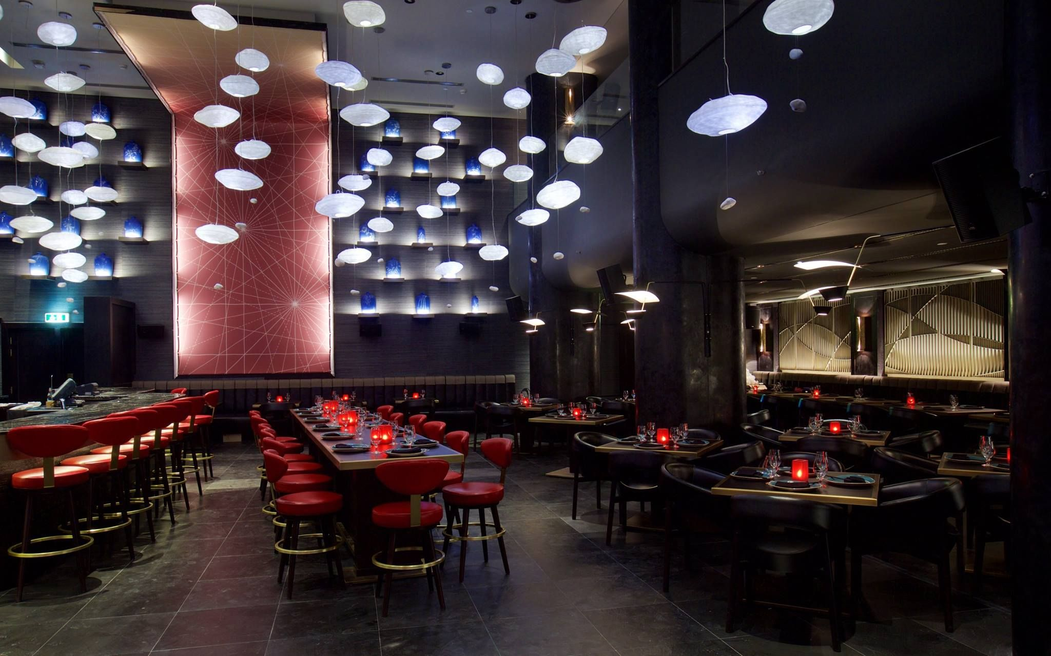 Trendsetters in eclectic Asian-inspired world cuisine, the internationally renowned China Grill now debuts at The Westin Dubai. Read More: http://bit.ly/1F3zjSk #chinagrilldubai #AsianRestaurant #Bar #Lounge #Dinner #Drinks #TheWestinDubai #Dubai #UAE
