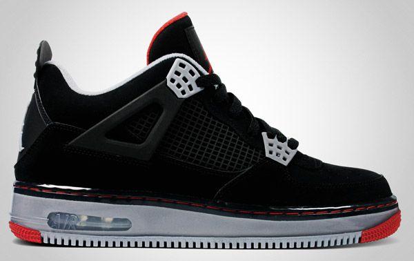 Air Jordan Fusion 4 - NiceKicks.com