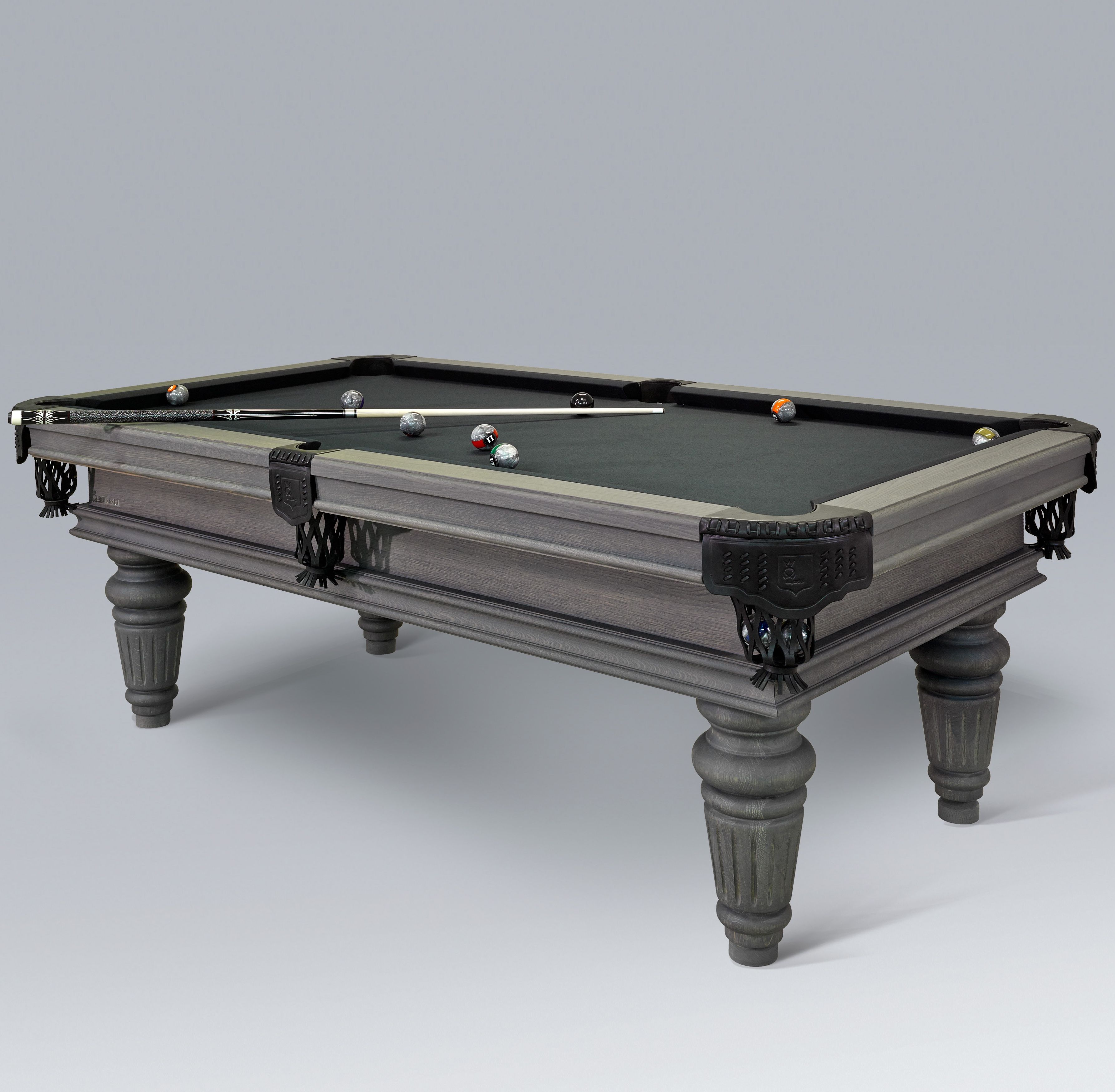 Traditional Pool Or Snooker Table Luxury Pool Pool Table