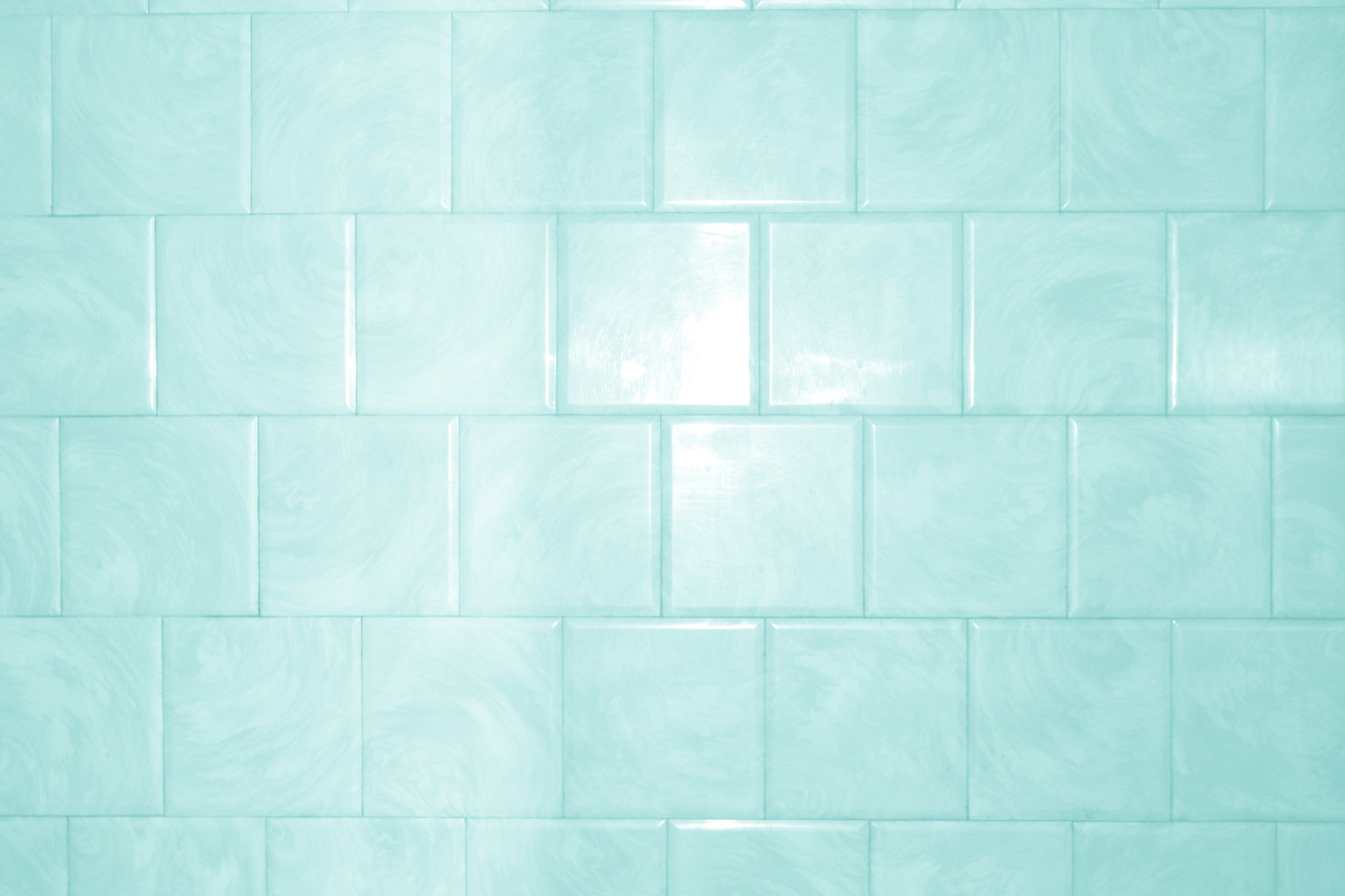 Aqua Or Teal Colored Bathroom Tile Texture With Swirl Pattern Room Tiles Tiles Texture Bathroom Tile Designs