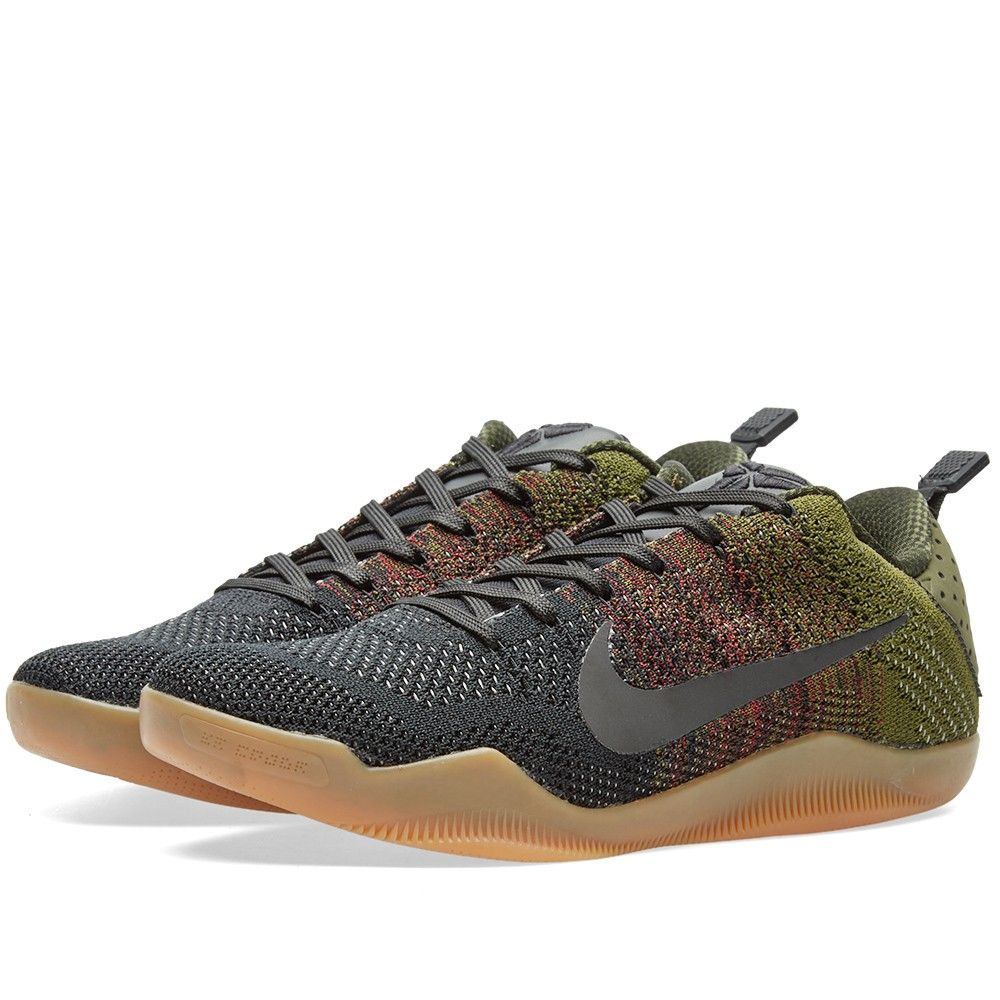 the latest e9988 d65f8 Kobe Bryant may have hung up his jersey, but Nike s Kobe XI Elite Low 4KB is …