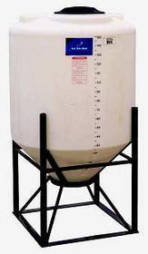 150 Gallon 45 Degree Cone Bottom Tank Gallon Cone Bottom