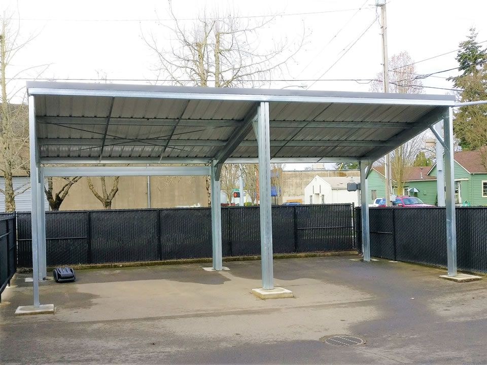 Single Slope Style Metal Buildings Or Structures Are Ideal For A Variety Of Space Needs Usage Storage Space Classic C Metal Buildings Metal Carports Building
