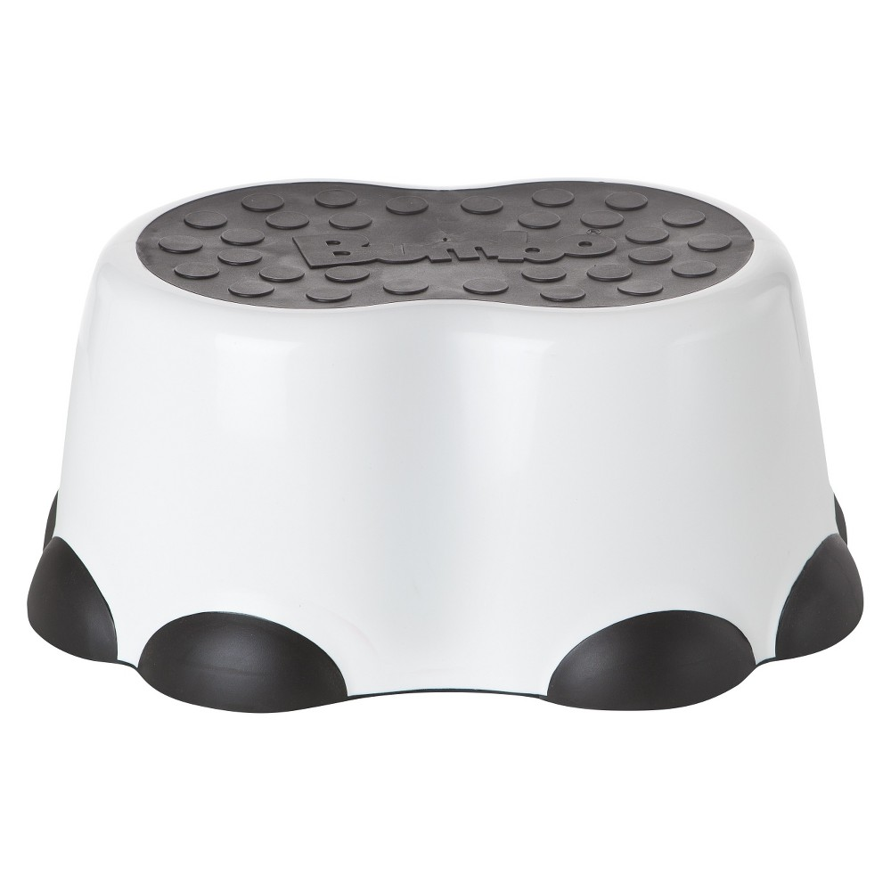 7a91848af58 Bumbo Step Stool -White   Black