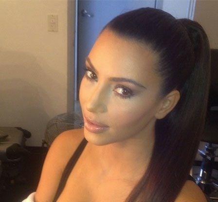 Kim Kardashian Tweeted Out Pictures of Her Makeup Contouring Trick In Progress! Come See the Magic! -  Kim Kardashian Tweeted Out Pictures of Her Makeup Contouring Trick In Progress! Come See the Magic! - #contouring #kardashian #KendallJennerOutfits #Kim #KimKardashian #magic #makeup #pictures #progress #StylingTips #trick #tweeted #VictoriaBeckham