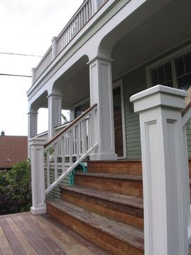 Best Porch Wood Steps Design Ideas Pictures Remodel And Decor 640 x 480