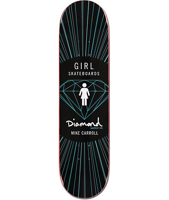 Girl x diamond supply co mike carroll 80 skateboard deck girl x diamond supply co mike carroll 80 skateboard deck voltagebd Image collections