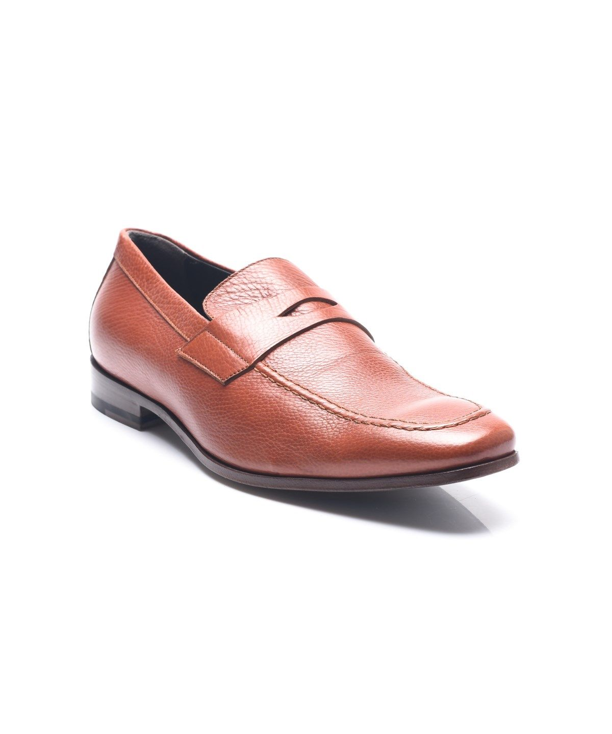 b8036dbbb5b BRUNO MAGLI BRUNO MAGLI MEN S LEATHER MEDORDO PENNY LOAFERS SHOES BROWN .   brunomagli  shoes  loafers