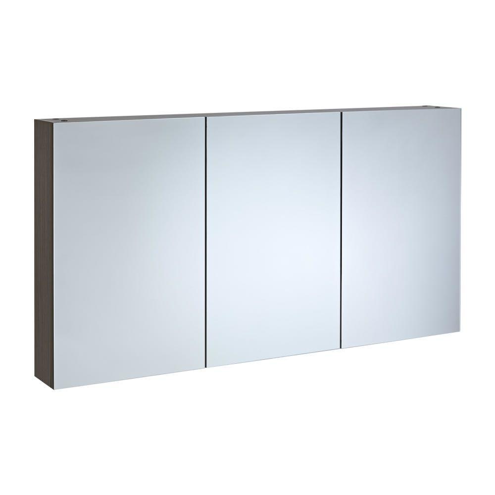 Spiegelkast 1350 x 150 x 700mm - Eiken - Image 1 | Bathroom/badkamer ...