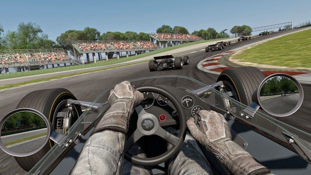 Gameplayaholic Gameplay Project CARS PS4 Xbox One Wii U PC
