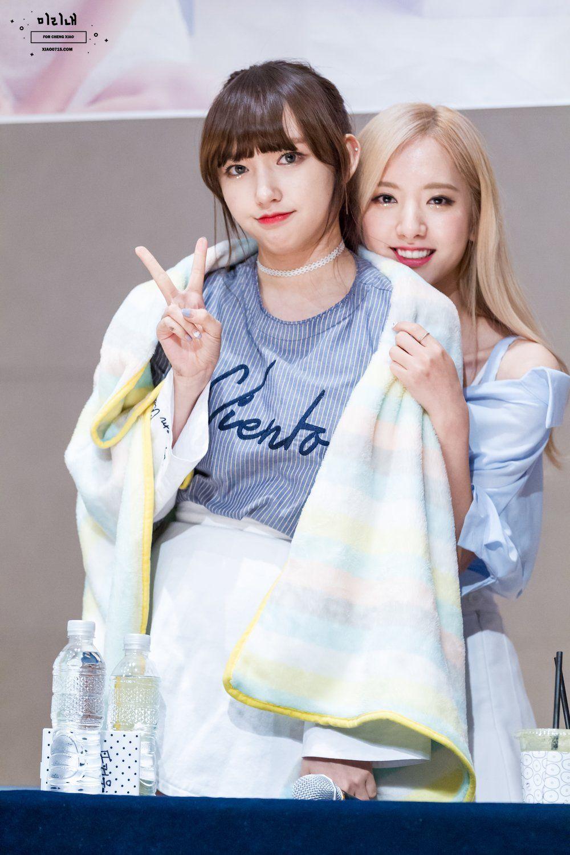 WJSN - Cheng Xiao 상소 & Bona 보나 ♡ #우주소녀