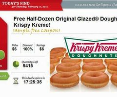picture about Krispy Kreme Printable Coupons known as Printable Discount codes: Krispy Kreme Coupon codes Food items inside of 2019