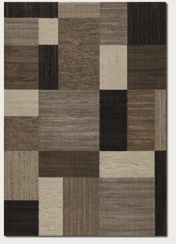Couristan 63034343 Everest Geometricsbrownmulti 7feet 10inch By 11feet 2inch Rug Read More Home Decor At The Image Link Couristan Area Rugs Rugs