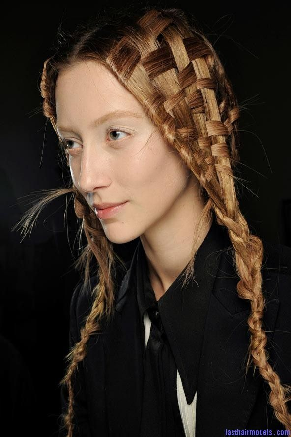 Unique Hairstyle The Basket Weave Braid Hairstyle Too Cute And Too Much Fun Pin It By Carden Cool Hairstyles Hair Styles Summer Hairstyles