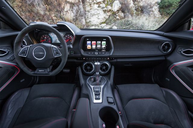 2018 Chevrolet Camaro Zl1 Interior Chevrolet Camaro Chevrolet Camaro Zl1 Camaro Zl1