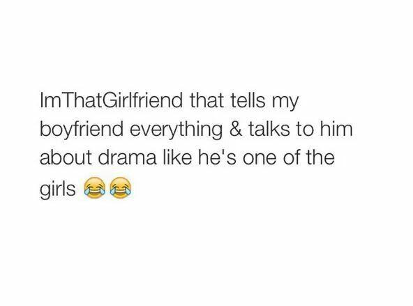 I M That Girlfriend Type Of Girlfriend Boyfriend Goals Relationships Girlfriend Humor