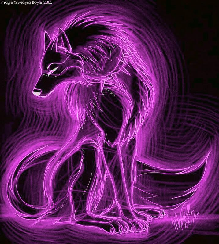 neon wolves - Google Search | Wolves | Pinterest | Neon, Search ...