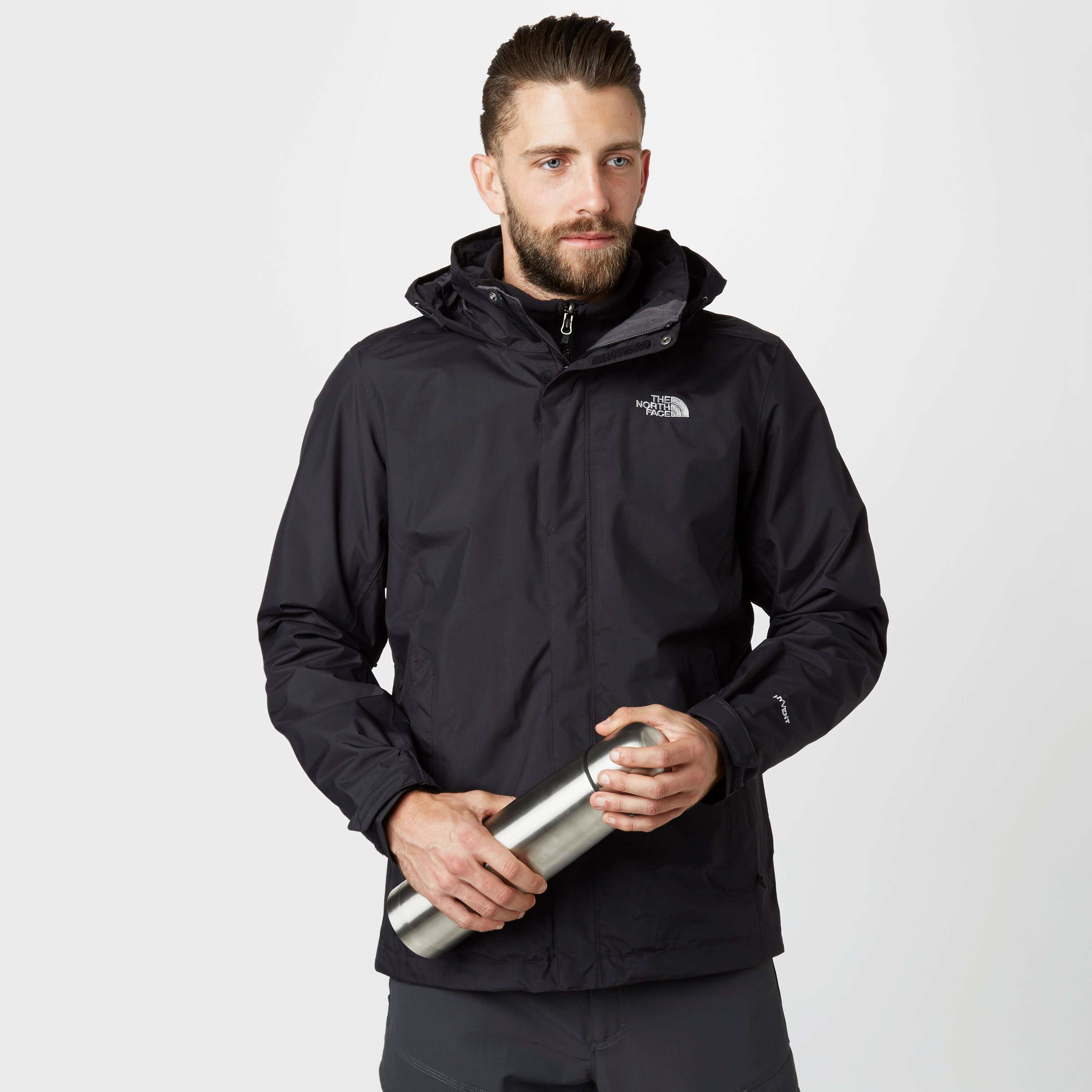 The North Face Men S Evolution Ii Triclimate 3 In 1 Hyvent Jacket Find Out More On Our Site Shop Onlin North Face Mens Triclimate Jacket Versatile Jackets [ 3000 x 3000 Pixel ]