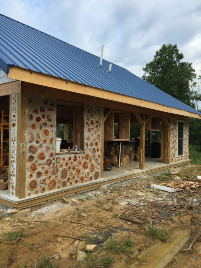 Wondrous July Cordwood Homestead Update Cordwood Homestead Cordwood Homes Wiring Digital Resources Helishebarightsorg