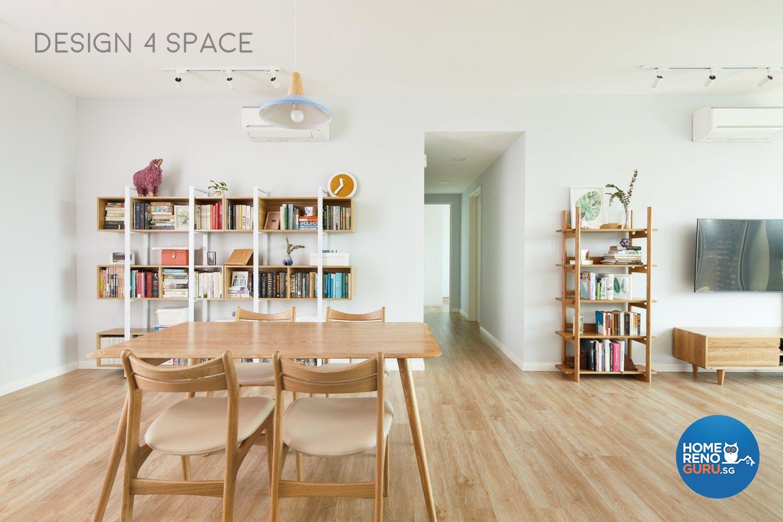 7 Must Have Scandinavian Characteristics For Different Hdb Rooms In 2020 Scandinavian Interior Design Interior Design Design